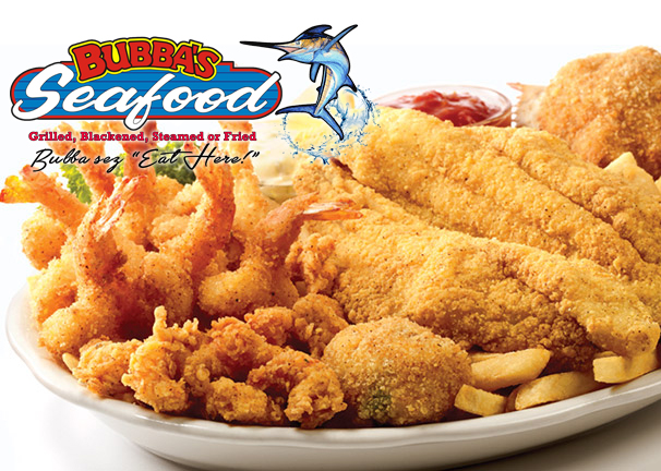 Home - Bubba's Seafood House